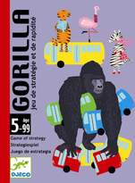 Djeco GORILLA CARD GAME BY by