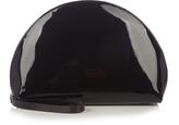Mansur Gavriel Mini Moon patent-leather clutch