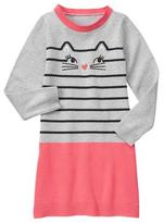 Gymboree Striped Sweater Dress