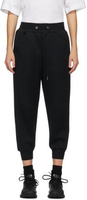 Fumito Ganryu Black Kurta Lounge Pants