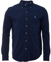 Polo Ralph Lauren Mens Long Sleeve Shirt Newport Navy