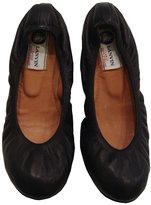 Classic Ballerina Flats In Black