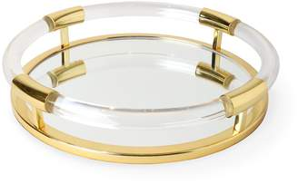 Jonathan Adler Round Jacques Tray