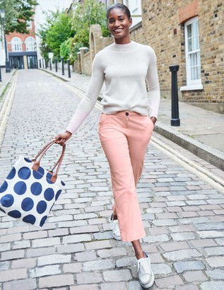 Daisy Cropped Chino Trousers