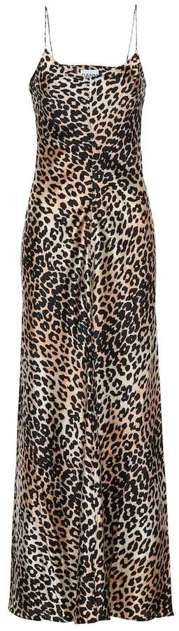 4b6abcd6ac30 Ganni Slip Dresses - ShopStyle UK