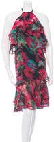 Jason Wu Silk Halter Dress w/ Tags