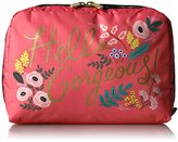 Le Sport Sac Women's Extra Large Rectangular Cosmetic Case