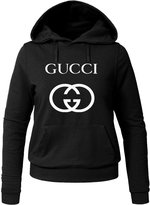 Gucci Classic Printed Hoodies Gucci Classic Printed For Ladies Womens Hoodies Sweatshirts Pullover Tops