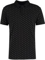 Tom Tailor Denim Polo Shirt Black