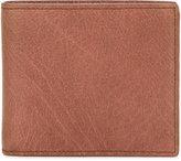 Officine Creative Boudin bi-fold wallet - men - Buffalo Leather - One Size