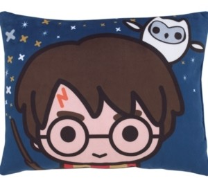 NoJo Harry Potter Decorative Toddler Pillow Bedding