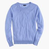 J.Crew Italian featherweight cashmere boyfriend crewneck sweater