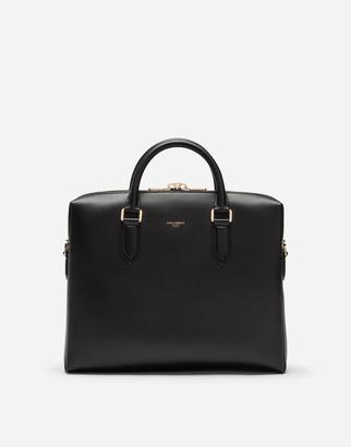 Dolce & Gabbana Calfskin Briefcase