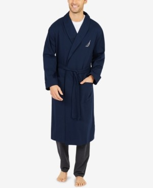Nautica Men's Shawl-Collar Robe