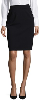 Calvin Klein Knee-Length Pencil Skirt