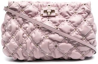 Valentino SpikeMe leather crossbody bag