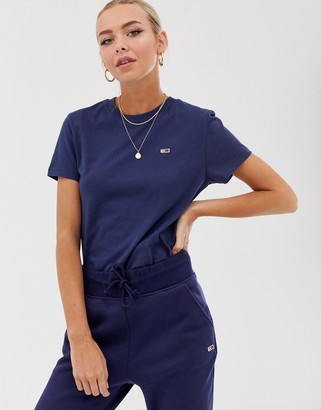 Tommy Jeans classic tee-Navy