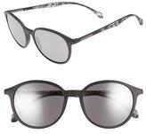 BOSS Men's 53Mm Sunglasses - Black Grey Havana
