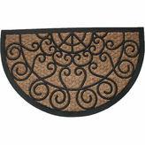 Asstd National Brand Panama Scroll Doormat - 18X30