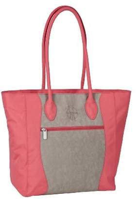 Lassig Casual Style Diaper Bag includes matching Bottle Holder, Changing Mat/Pad and Stroller Hooks, Dubarry