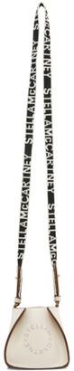 Stella McCartney White Mini Logo Crossbody Bag