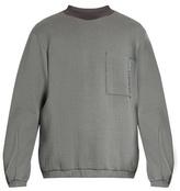 Oamc Crew-neck long-sleeved sweater