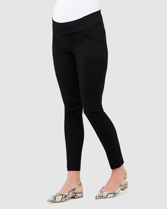 Ripe Maternity Slim Leg Pocket Pants