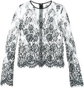 Aula lace blouse