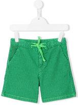 Knot - Earth stripes shorts - kids - Cotton/Spandex/Elastane - 3 yrs