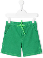 Knot Earth stripes shorts