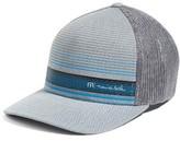 Travis Mathew Men's Brown Trucker Hat
