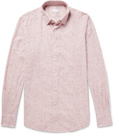 Incotex Kurt Striped Slub Cotton Shirt