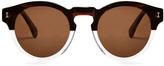 Illesteva Leonard bi-colour sunglasses