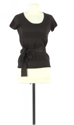 Kenzo Brown Silk Knitwear for Women