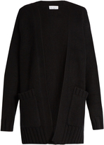 Raey Chunky cashmere-knit cardigan
