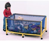 Children's Factory Children s Factory CF905-063 Rectangle Mobile Equipment-Toy Box