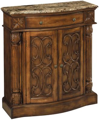 Stein World William 2-Door 1-Drawer Cabinet
