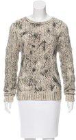 Bottega Veneta Wool Printed Sweater