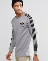 Adidas Originals Adicolour Long Sleeve T-shirt B10713