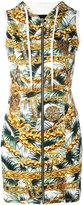 Philipp Plein Fantasia Ghetto dress - women - Cotton - XS
