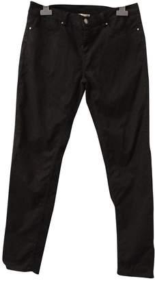 Gerard Darel Black Cotton - elasthane Jeans for Women