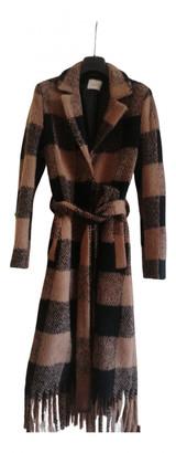 Dixie Camel Wool Coats