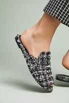 Eugenia Kim Leslie Tweed Slides