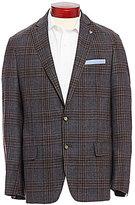 Daniel Cremieux Highland Peaks Collection David Plaid Wool Blazer