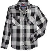 Tommy Hilfiger Ansel Flannel Shirt, Little Boys (2-7)