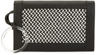 Vince Camuto Woven Clutch