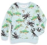 Mini Rodini Toddler Boy's Insects Sweatshirt
