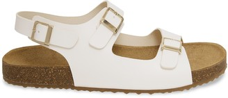 Mansur Gavriel Cloud Sandal - White