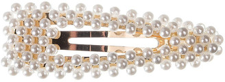 Gregory Ladner Pearl Snap Clip Hair Accessory