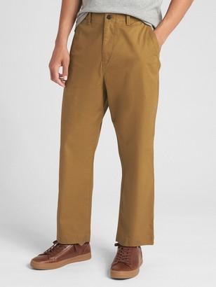 Gap Wide-Leg Khakis